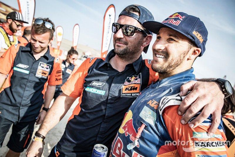 #14 Red Bull KTM Factory Racing: Сем Сандерленд