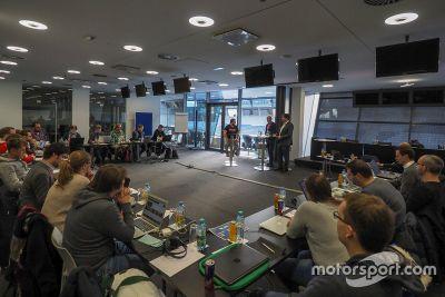 Motorsport Network Germany Podiumdiskusion