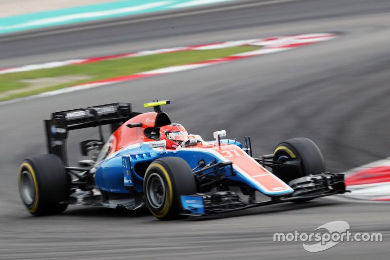 16. Esteban Ocon, Manor Racing
