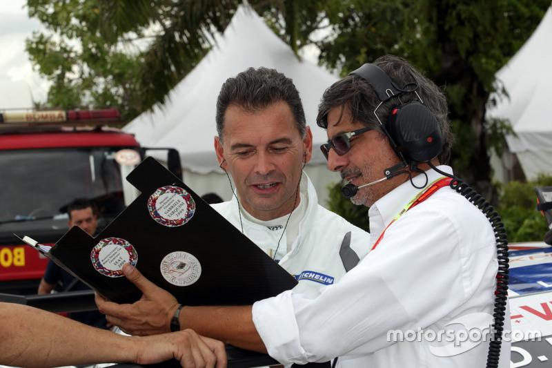 Roberto Colciago, Target Competition, Honda Civic TCR