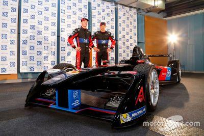 Презентация Venturi Formula E Team