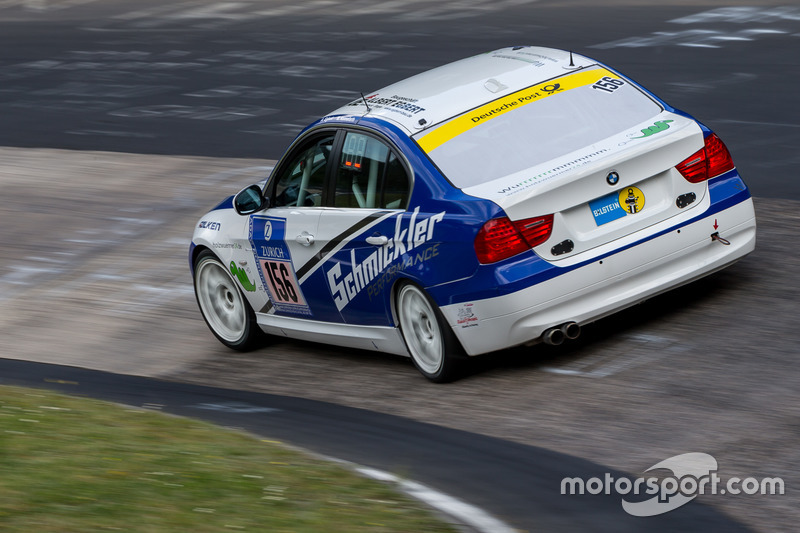 #156 Schmickler Performance, BMW 330i (390L): Albert Egbert, Maik Rönnefarth
