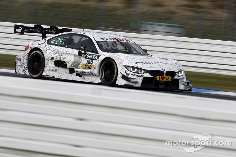 10. Martin Tomczyk, BMW Team Schnitzer, BMW M4 DTM