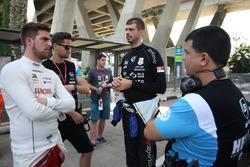 Pepe Oriola, SEAT León, Team Craft-Bamboo LUKOIL; Dusan Borkovic, Seat Leon, B3 Racing Team Hungary