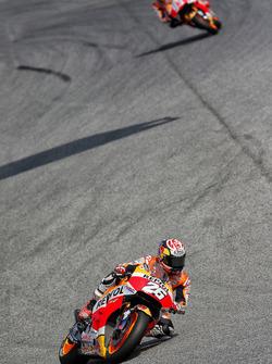 Dani Pedrosa, Repsol Honda Team, Marc Márquez, Repsol Honda Team
