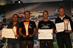 Bestes Team: 1. Target Competition; 2. HP Racing; 3. Team Honda ADAC Sachsen