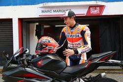 Marc Marquez dan All New Honda CBR250RR