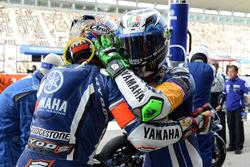#21 Yamaha Factory Racing Team: Katsuyuki Nakasuga, Pol Espargaró
