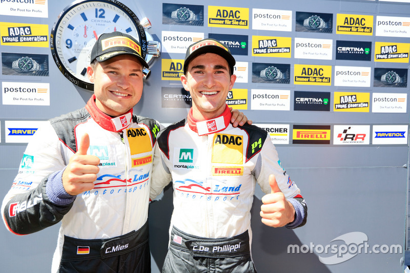 GT-Masters: Christopher Mies, Connor De Phillippi, Land Motorsport