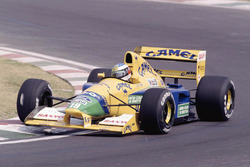 Michael Schumacher, Benetton-Ford B191/191B