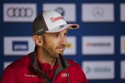 Conférence de presse : René Rast, Audi Sport Team Rosberg, Audi RS 5 DTM