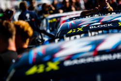 Car detail of Ken Block, Hoonigan Racing Division, Ford Focus RSRX