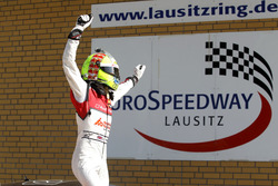 Race winnner Jamie Green, Audi Sport Team Rosberg, Audi RS 5 DTM