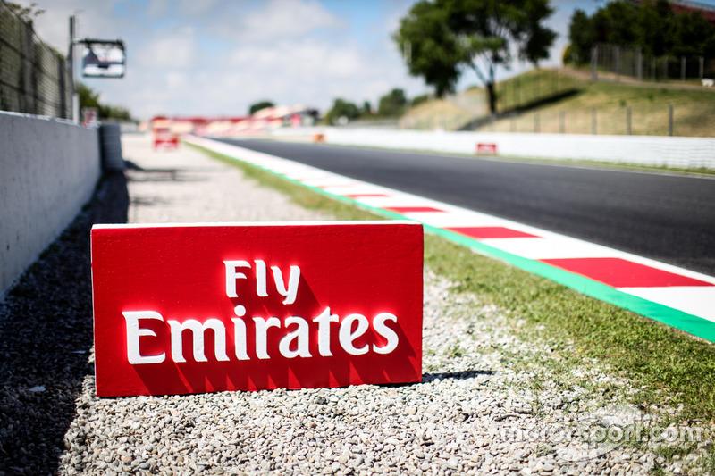 Баннер Fly Emirates