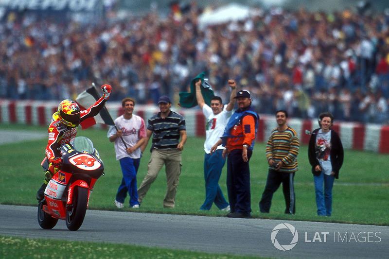 1. Valentino Rossi