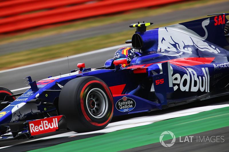 10 місце — Карлос Сайнс, Toro Rosso — 49