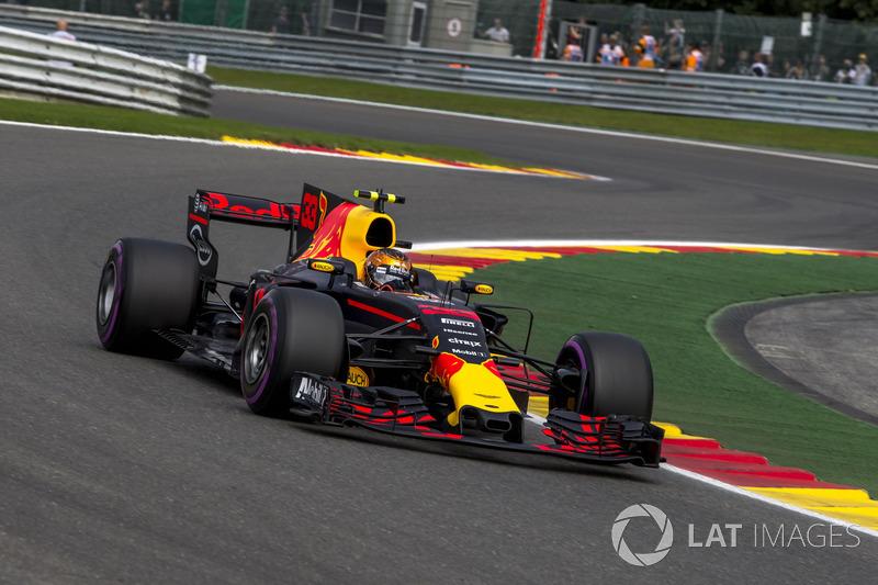 6. Макс Ферстаппен, Red Bull — 67