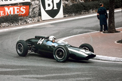 Bruce McLaren, Cooper T60 Climax