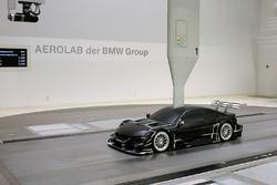 BMW M4 DTM im Windkanal