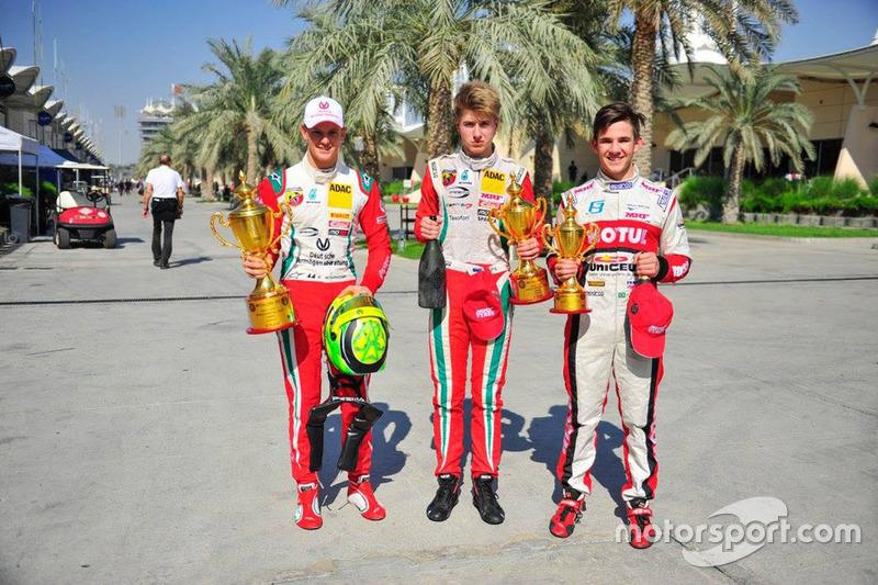 MRF Challenge: Bahrein