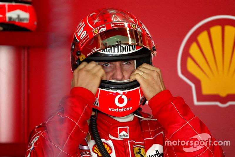 2002 Japanese GP, Ferrari F2002