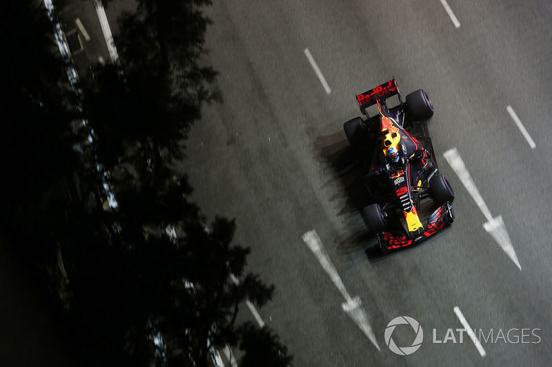 3. Даніель Ріккардо, Red Bull Racing RB13