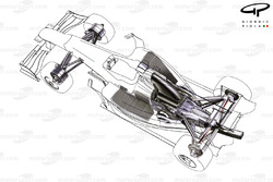 Red Bull RB5 3/4 view