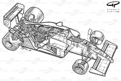 Ferrari F1-87/88C 1988 detailed overview