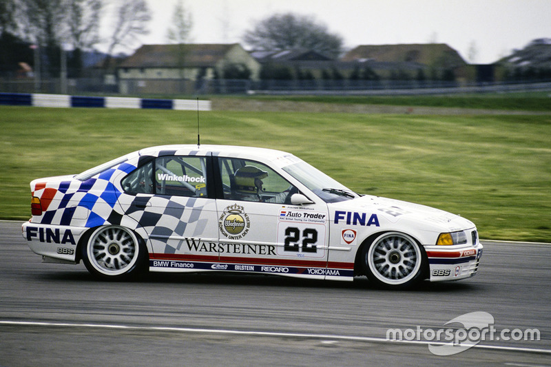 1993 BTCC: Joachim Winkelhock