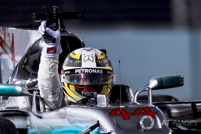 Singapur GP - Kazanan: Lewis Hamilton