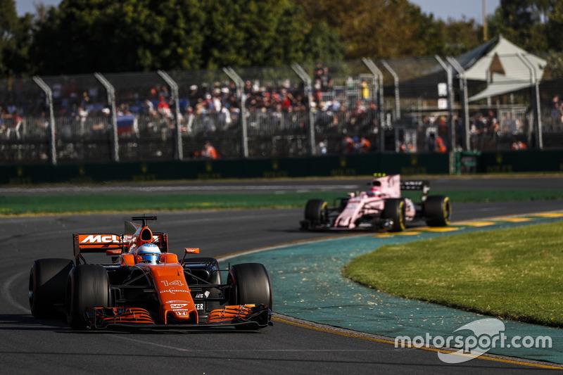 7 puntos: Fernando Alonso