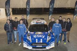 Lukasz HABAJ, Daniel DYMURSKY, Ford Fiesta R5