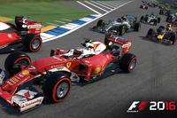 F1 2016, скріншот