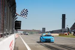 Sieg für Thed Björk, Polestar Cyan Racing, Volvo S60 Polestar TC1