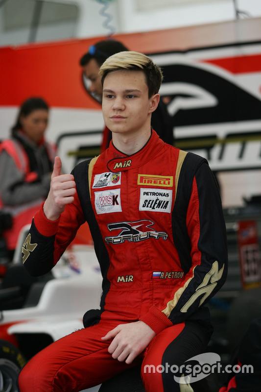 Artem Petrov, DR Formula