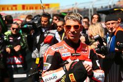 Le troisième, Marco Melandri, Ducati Team