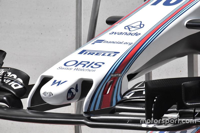 Ніс Williams FW40