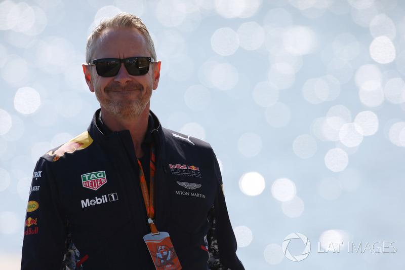 Jonathan Wheatley, Teammanager, Red Bull Racing