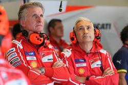 Paolo Ciabatti, Motorsport Director, Ducati