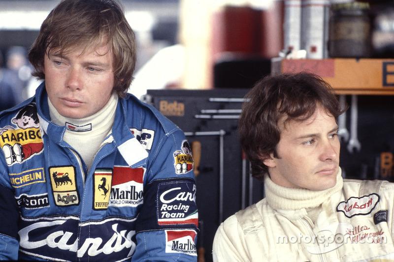 1: Gilles Villeneuve & Didier Pironi (Ferrari)