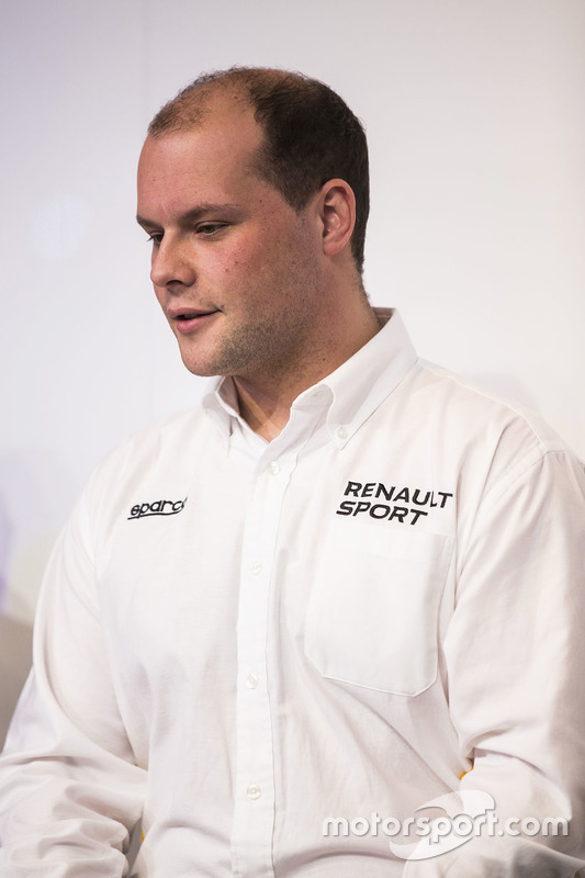 Will Fewkes, Renault Sport UK, Serienmanager