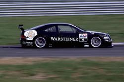 Marcel Fässler, Mercedes AMG CLK DTM, HWA AG