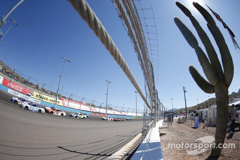 7. Chris Buescher, JTG Daugherty Racing Chevrolet A.J. Allmendinger, JTG Daugherty Racing Chevrolet