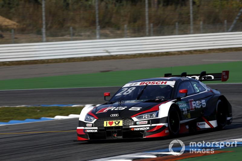 16. Loic Duval, Audi Sport Team Phoenix, Audi RS 5 DTM
