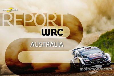 Rally d'Australia