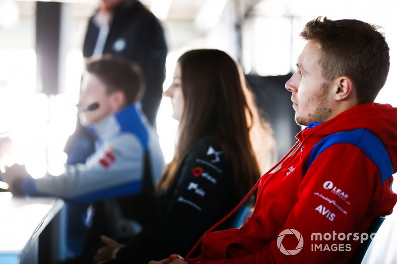 Сергей Сироткин, Mahindra Racing