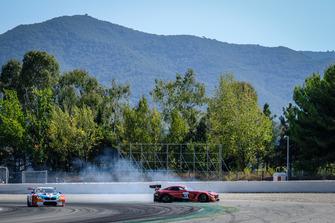 #49 Ram Racing Mercedes-AMG GT3: Remon Vos, Tom Onslow-Cole