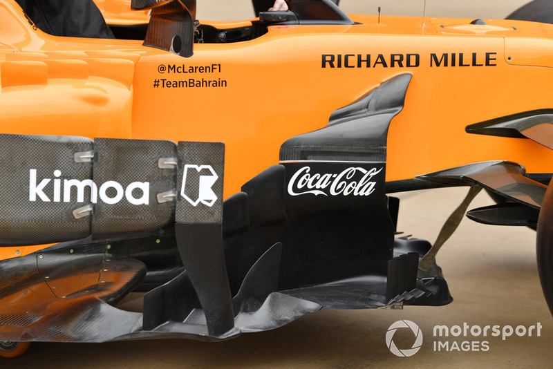 McLaren nuevo patrocinador Coca-Cola