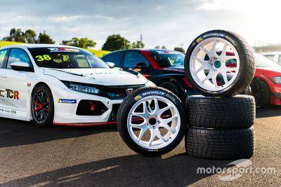 TCR Avustralya Michelin Açıklaması