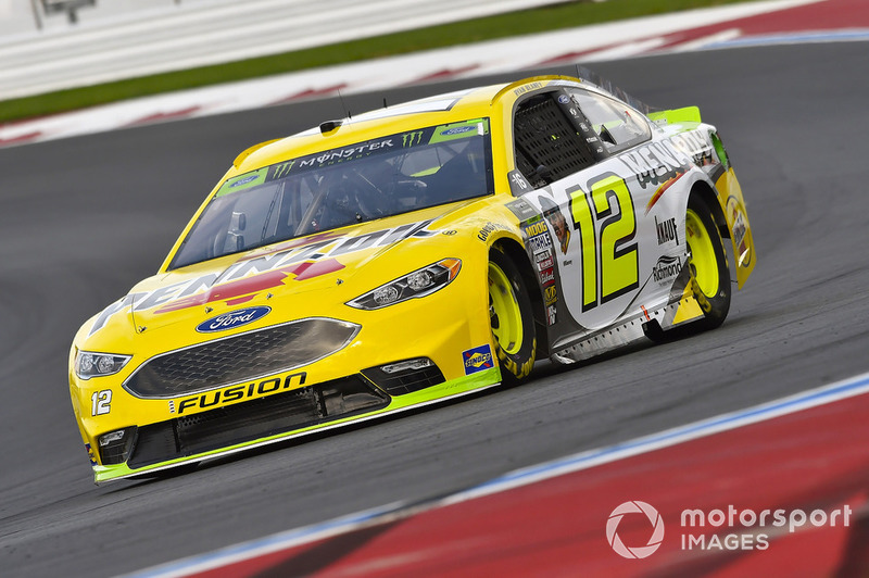 9. Ryan Blaney, Team Penske, Ford Fusion Menards/Pennzoil